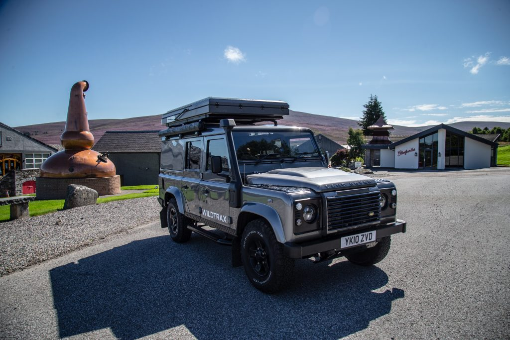 Land Rover Car Hire