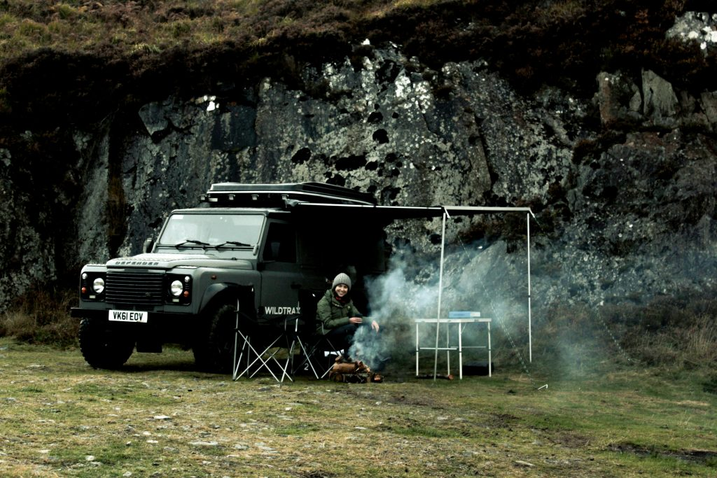 4x4 Camping Hire