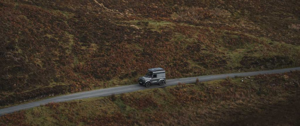 Inverness Land Rover Rental