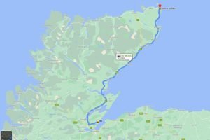 Things to do on the east coast of the NC500