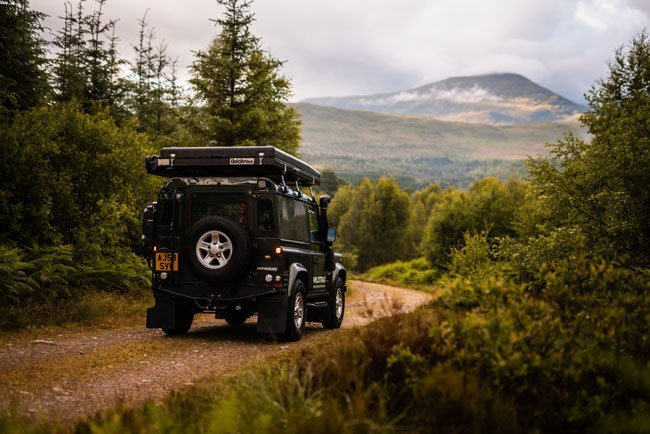 Land Rover Hire